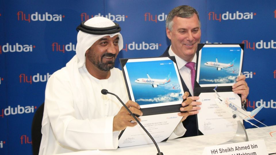 Record $76.5bn in aircraft sold in single day at Dubai Airshow