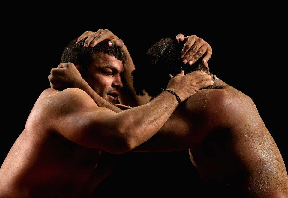 In pictures: Indo-Pak Kushti Wrestling Championship at Hamdan Sports Complex in Dubai