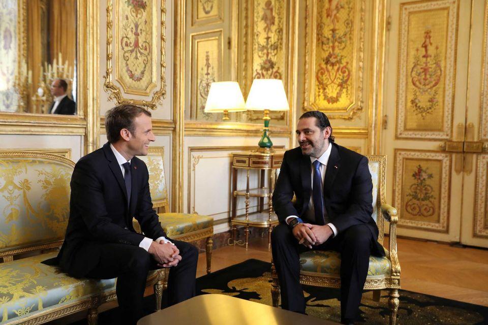 Lebanon's Hariri set to end two-week exile after Paris trip