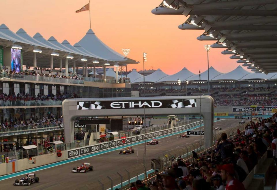 Less than 1,000 tickets remaining for Abu Dhabi F1 Grand Prix