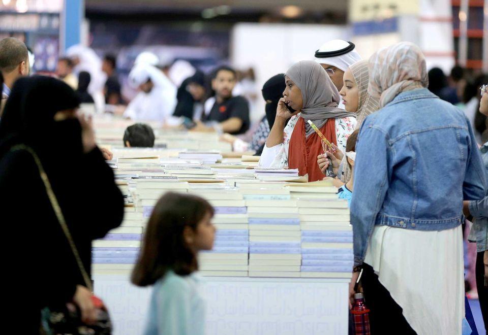In pictures: Kuwait's 42nd International Book Fair in Kuwait City