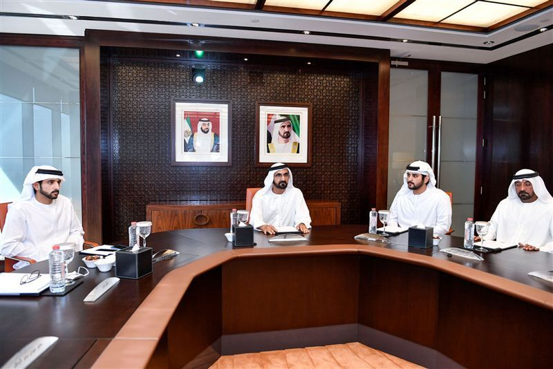 Happiness of Dubai residents is No 1 priority, says Sheikh Mohammed