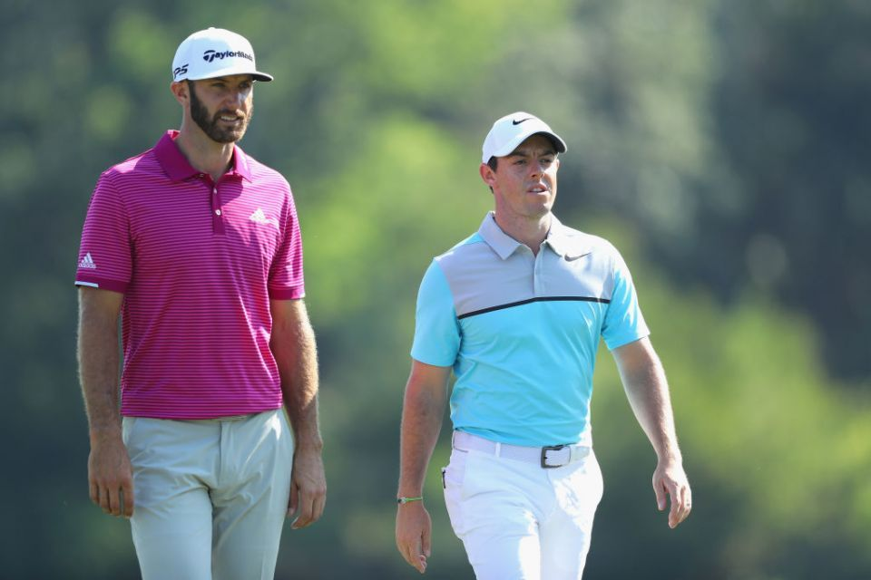 Rory McIlroy to return from lay-off at Abu Dhabi