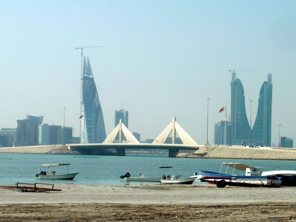 Bahrain hotel room rates in October slump to 11-year low