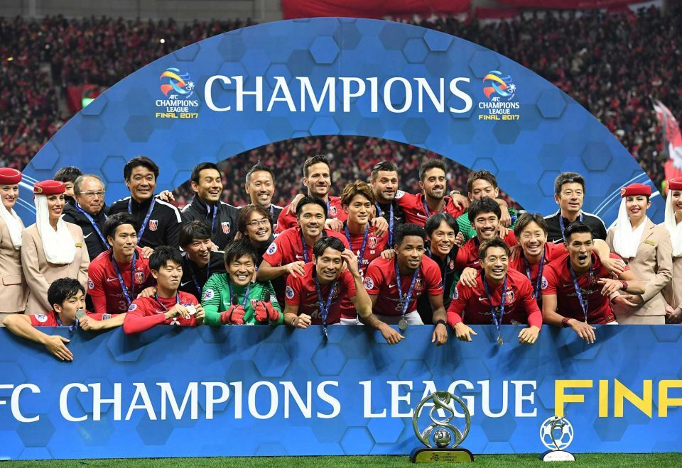 Japan's Reds crowned Asian kings after Al Hilal win