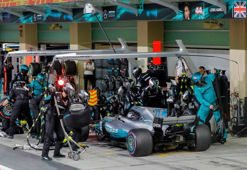 In pictures: Formula 1 Etihad Airways Abu Dhabi Grand Prix
