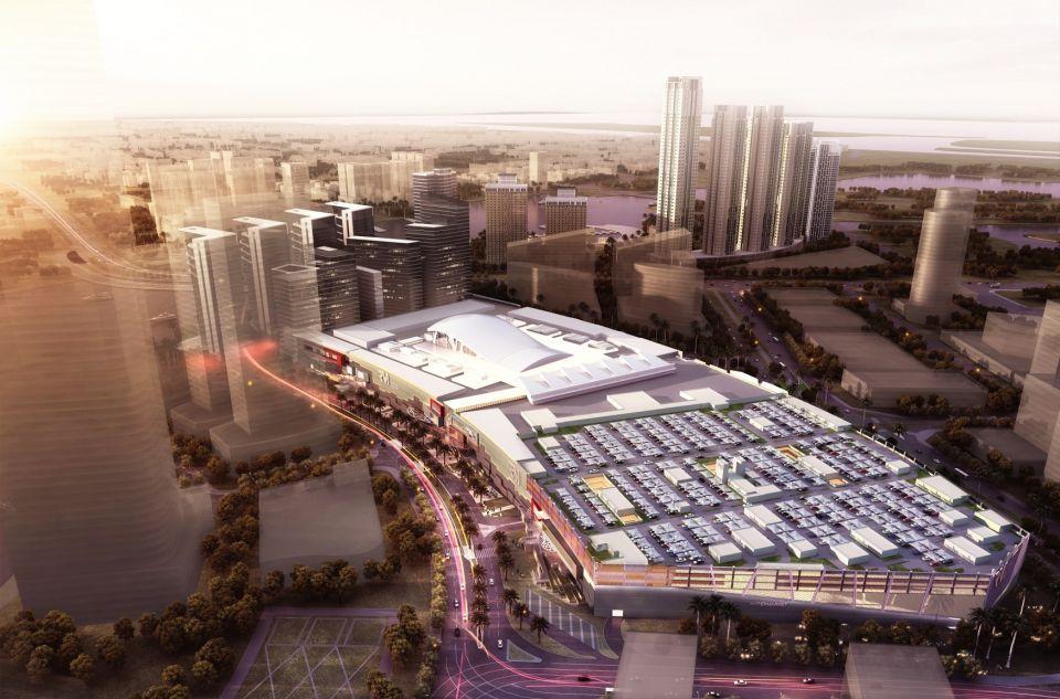 Lead contractor named for $1.2b Abu Dhabi mega mall