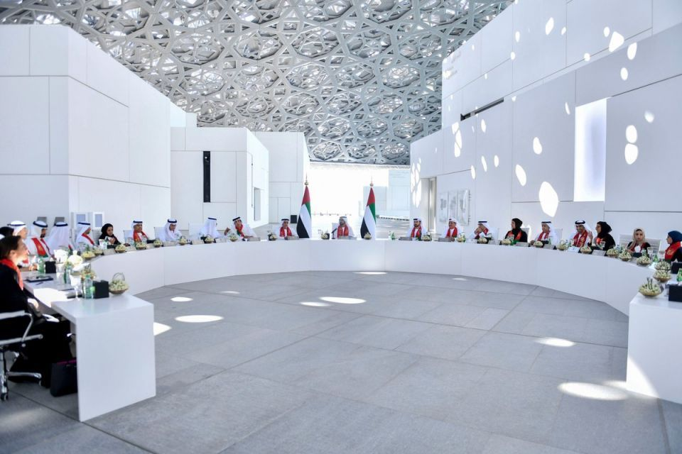 Louvre Abu Dhabi is an 'Emirati icon', says Sheikh Mohammed