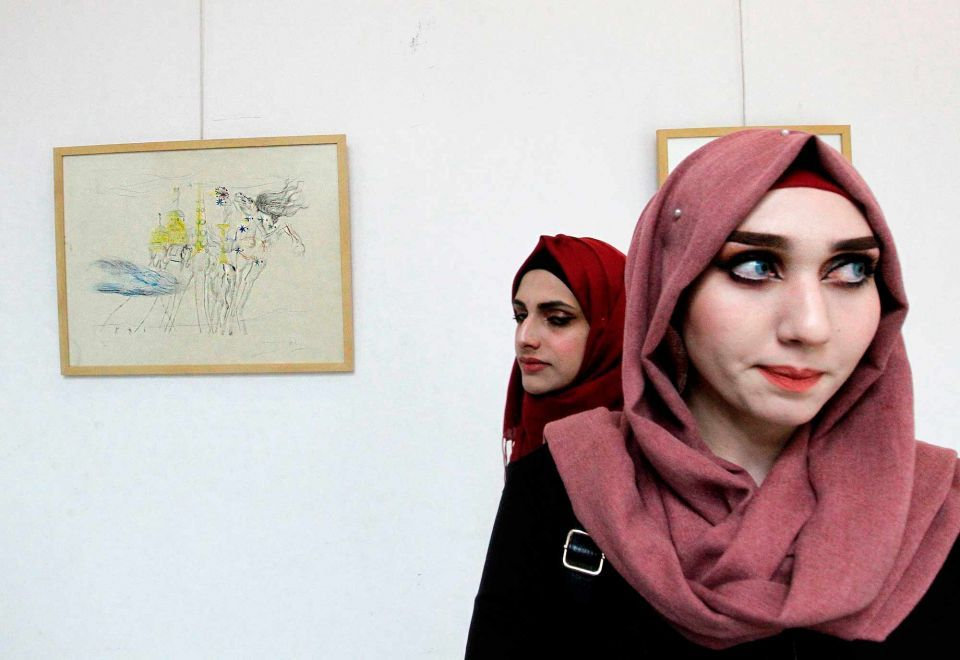 In pictures: Picasso in Baghdad