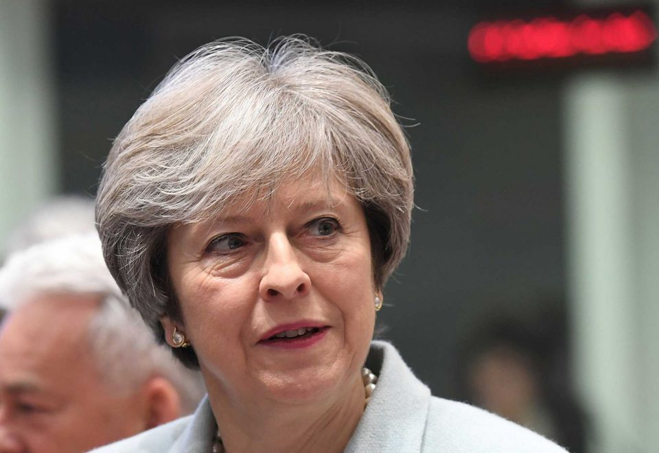 UK's Theresa May says she is 'armed with fresh' Brexit mandate