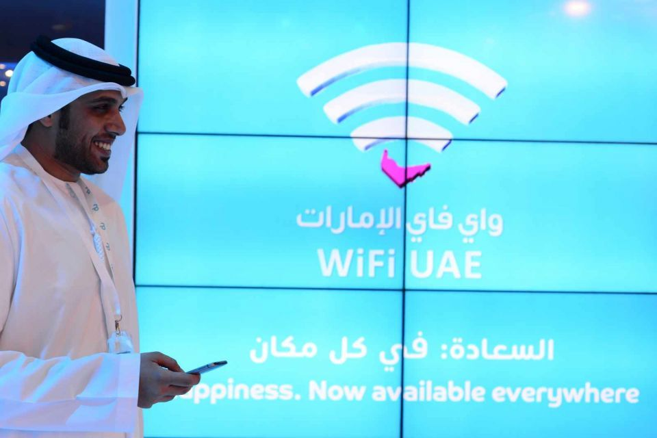 Free, faster WiFi over UAE National Day weekend