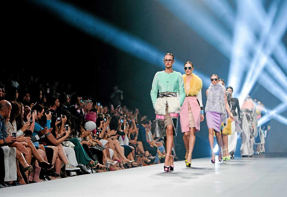 Will Dubai ever host its own fashion week?