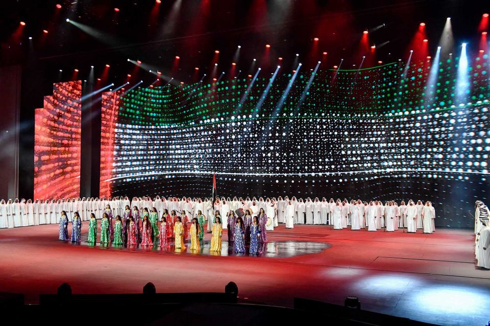 In pictures: UAE Rulers attend National Day celebration