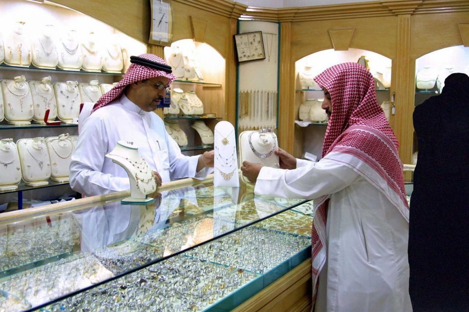 Saudi restrictions on retail sectors jobs to start this week