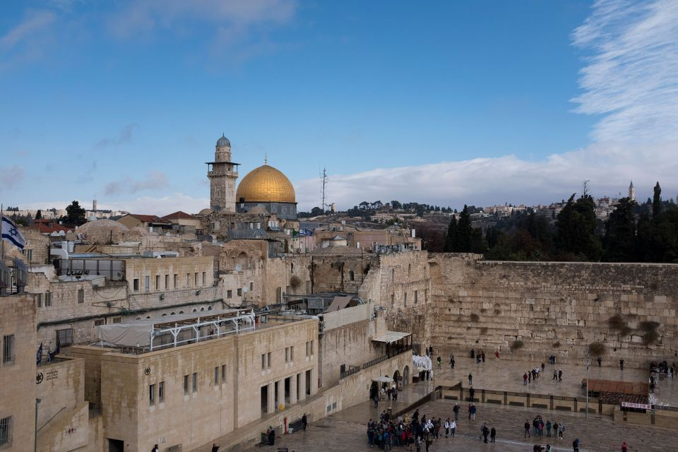 Saudi Arabia pledges $150m for Islamic sites in Jerusalem