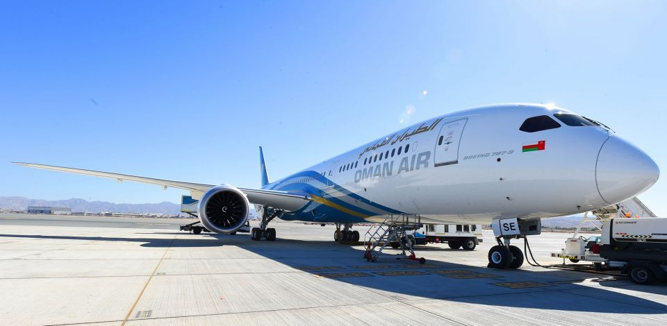 Oman Air targets Europe, Far East with new Dreamliner
