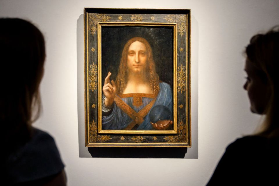 Abu Dhabi says 'right price' paid for $450m da Vinci painting