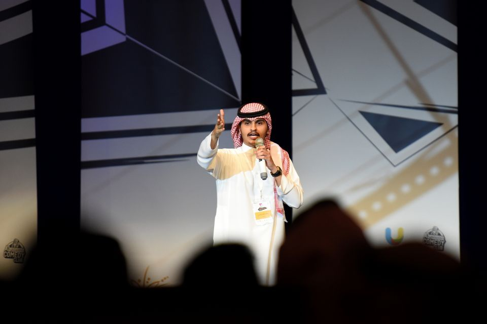 Stand-up comedy scene blossoms in Saudi Arabia