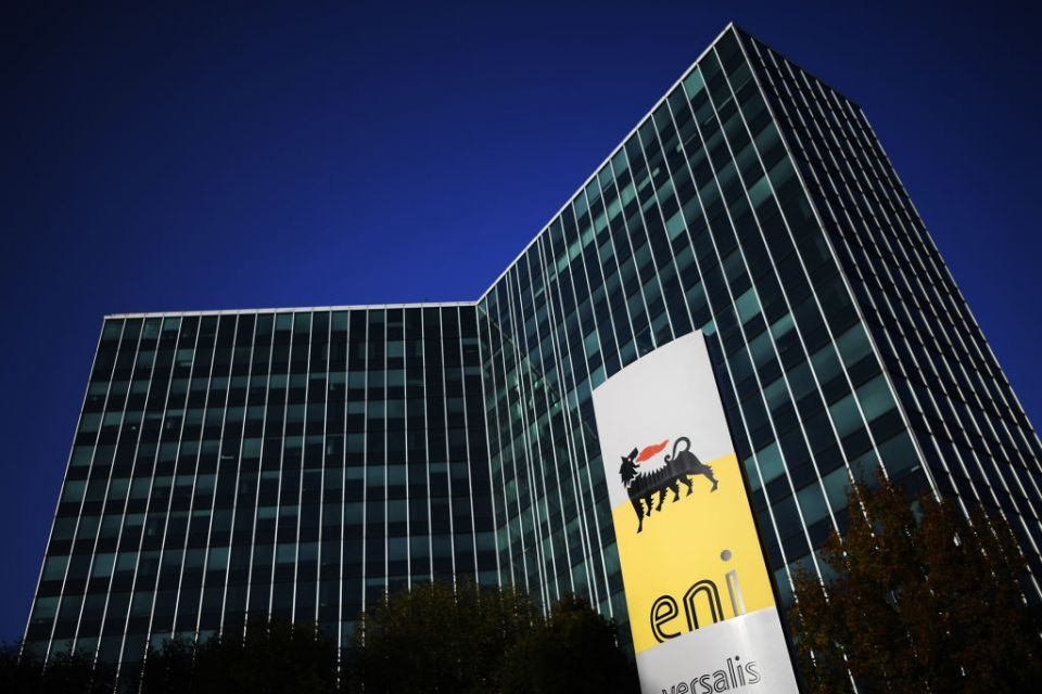 Egypt sees pilot production at Eni's Zohr gas field in days