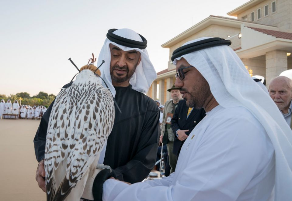 In pictures: 4th International Festival of Falconry in Abu Dhabi