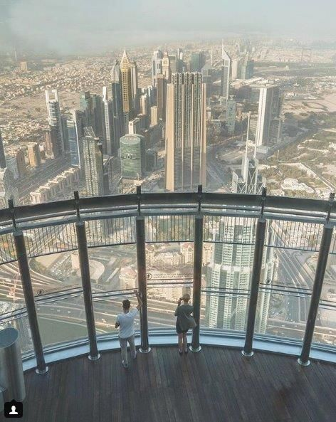 The UAE's most tagged locations on Instagram