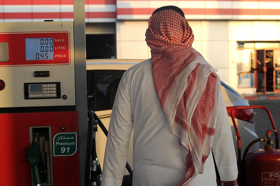 Saudi Arabia hikes the price of petrol