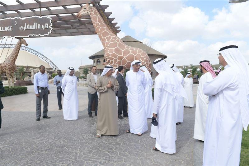 $270m Dubai Safari opens doors for the first time