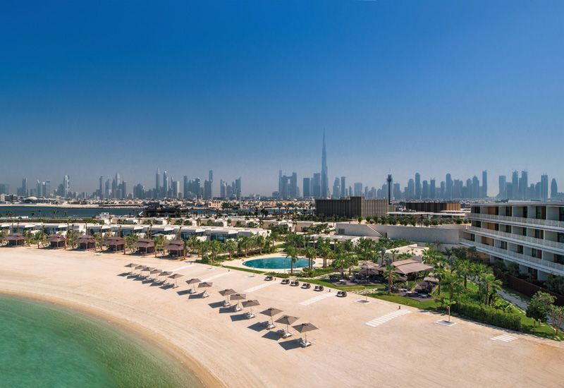 In pictures: Dubai's first 5-star Bulgari Resort and Residences