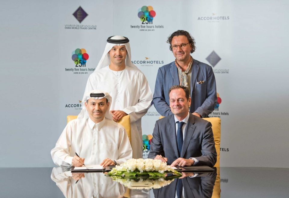 AccorHotels to open region's first 25hours hotel at DWTC