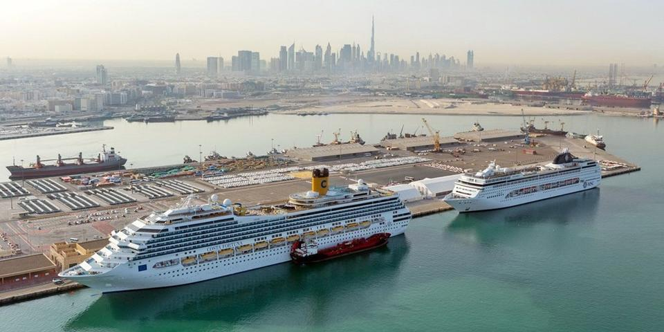 Dubai 'on track' to lure 1m cruise tourists by 2020