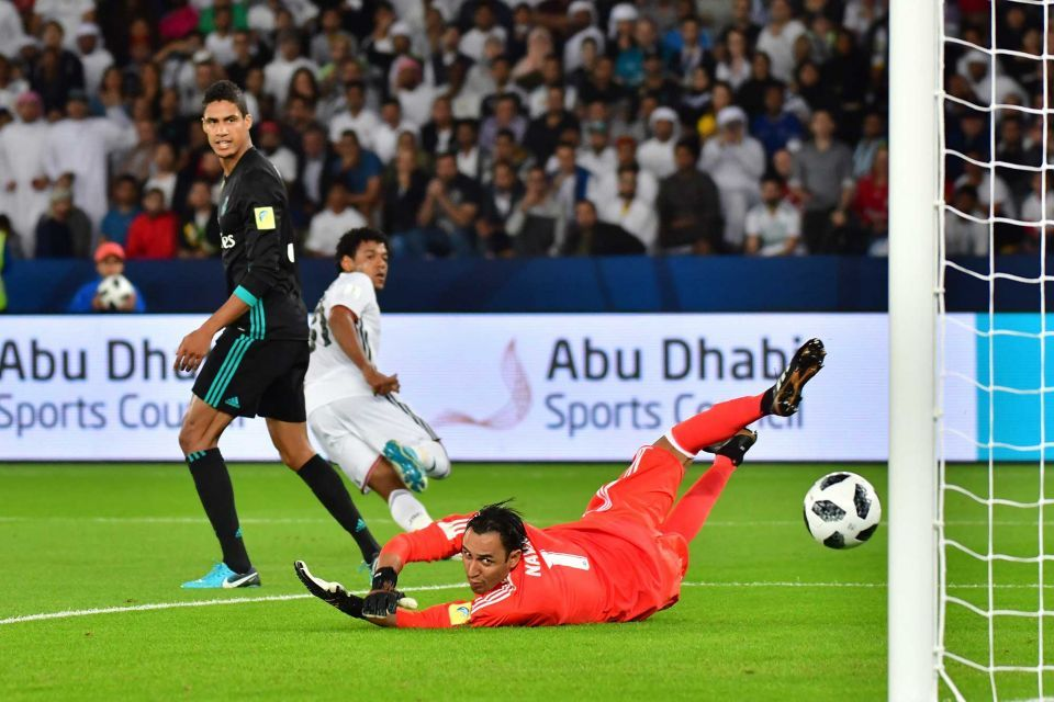 In pictures: Real Madrid reach Club World Cup final