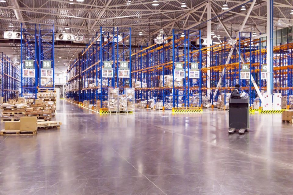 Demand for Dubai industrial space remains subdued