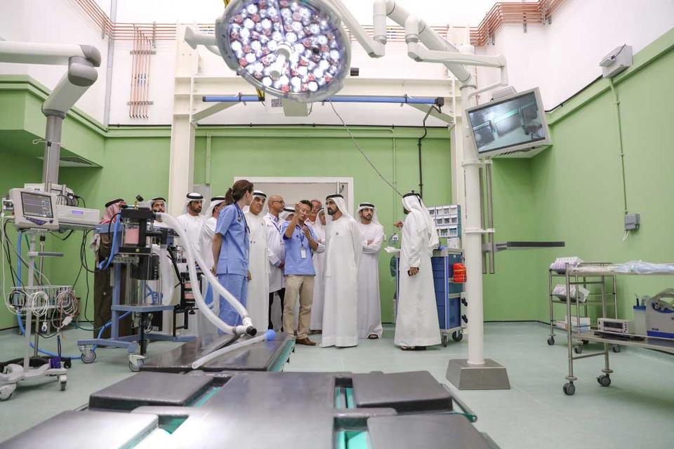 Dubai Camel Hospital set to expand amid 'massive' demand