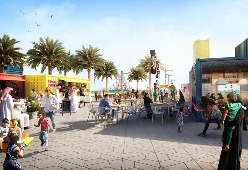 UAE's Miral close to completing Abu Dhabi corniche project