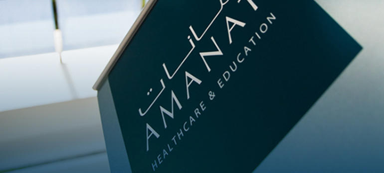 UAE's Amanat hires new CEO to drive growth plan
