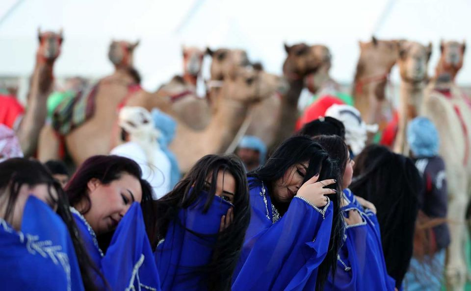 In pictures: 11th edition of Al Dhafra Festival in Madinat Zayed