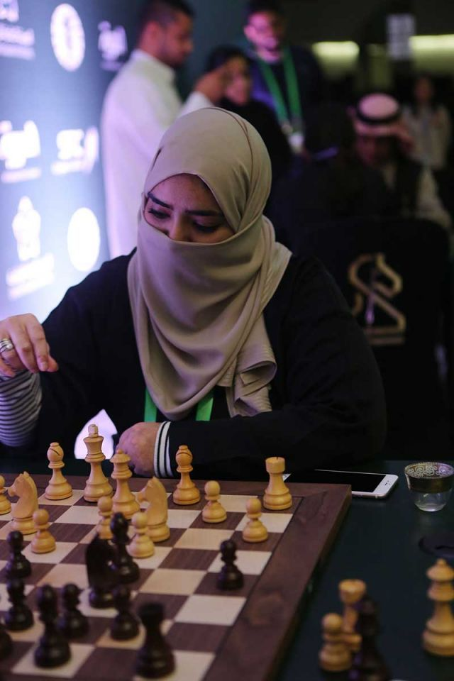 In pictures: King Salman World Chess Championship in Riyadh