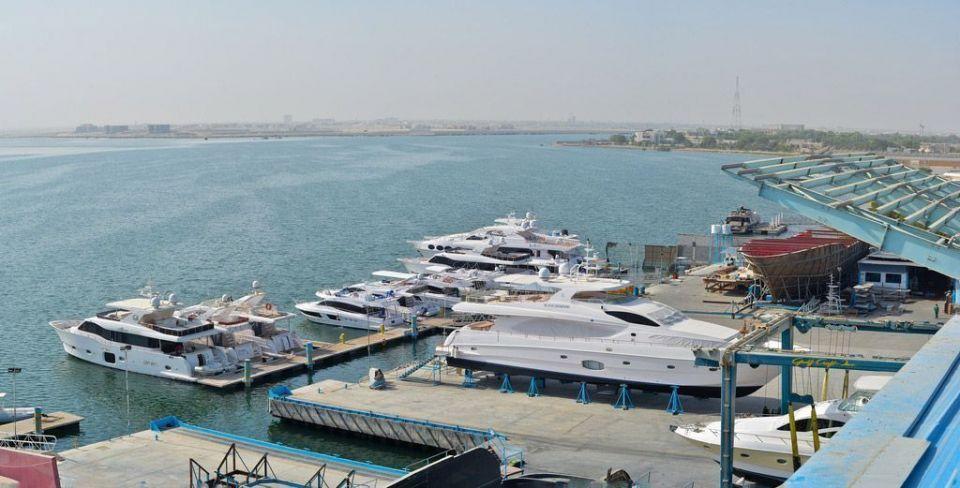 Dubai's Depa wins $41m superyacht fit-out deals