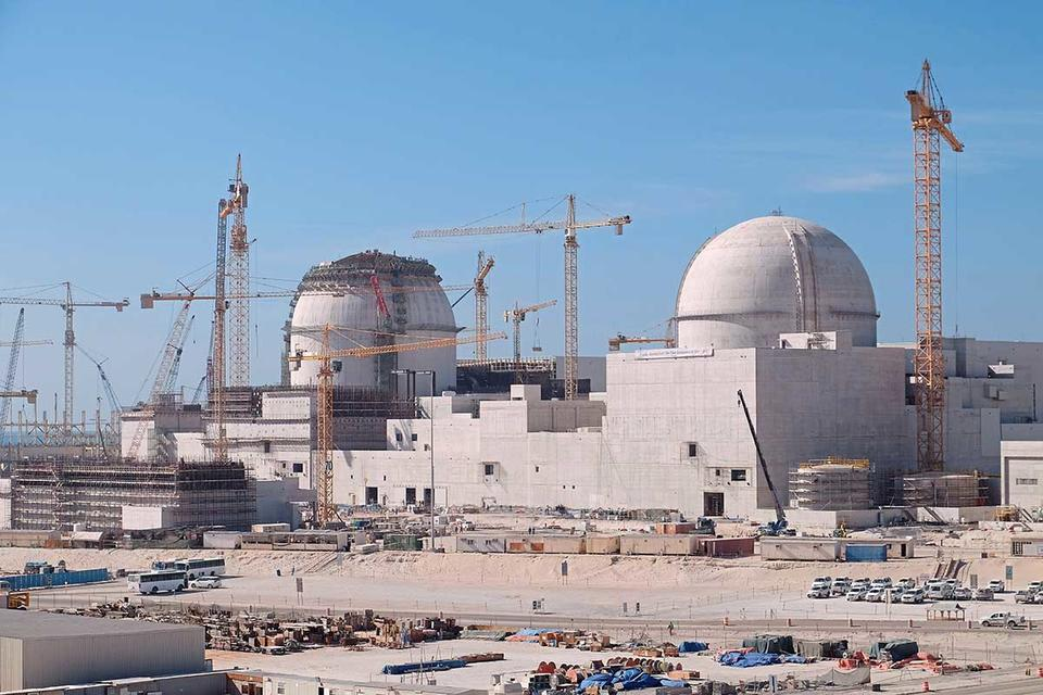 'Work remains to be done' on UAE nuclear energy project, says IAEA