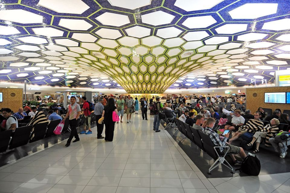 Abu Dhabi Int'l inks deal to become sister airport to Beijing