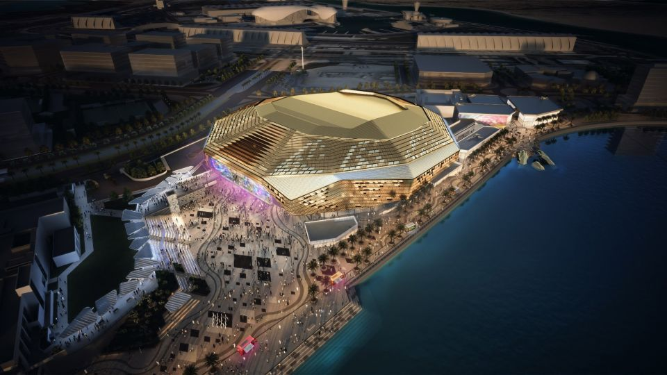 Dutch builder says work has started on Yas Arena project