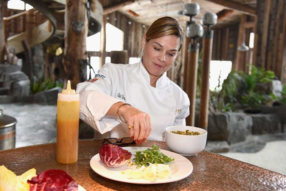 Opinion: Women chefs at the top table