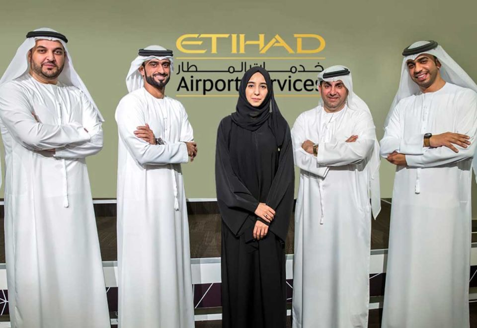 Etihad prepares for Midfield Terminal opening with new appointments