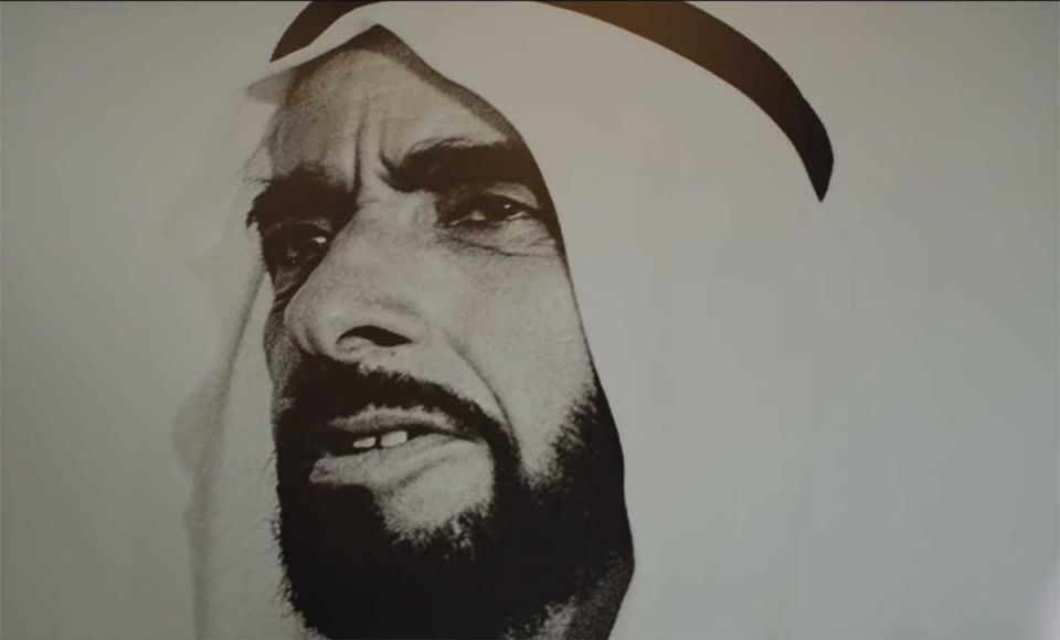 Abu Dhabi set to open permanent tribute to UAE's founding father