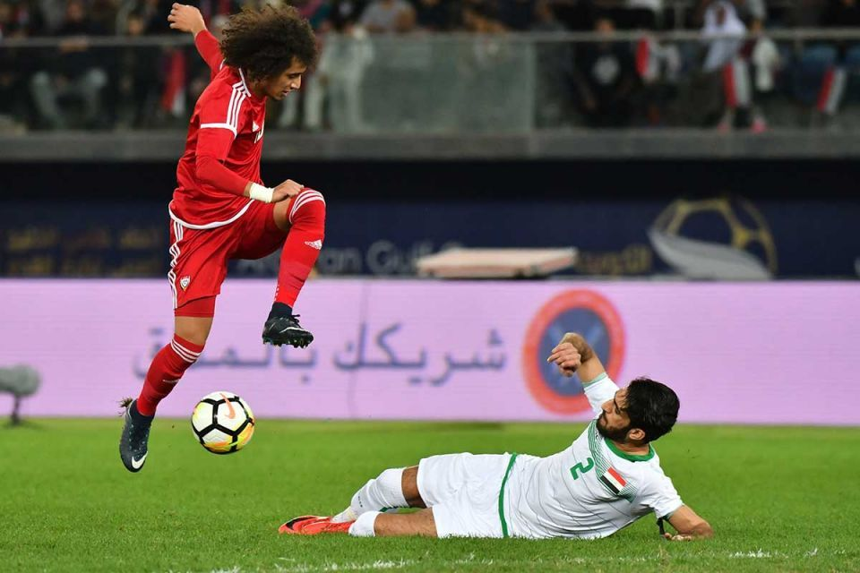 In pictures: UAE defeat Iraq in penalty shoot-out