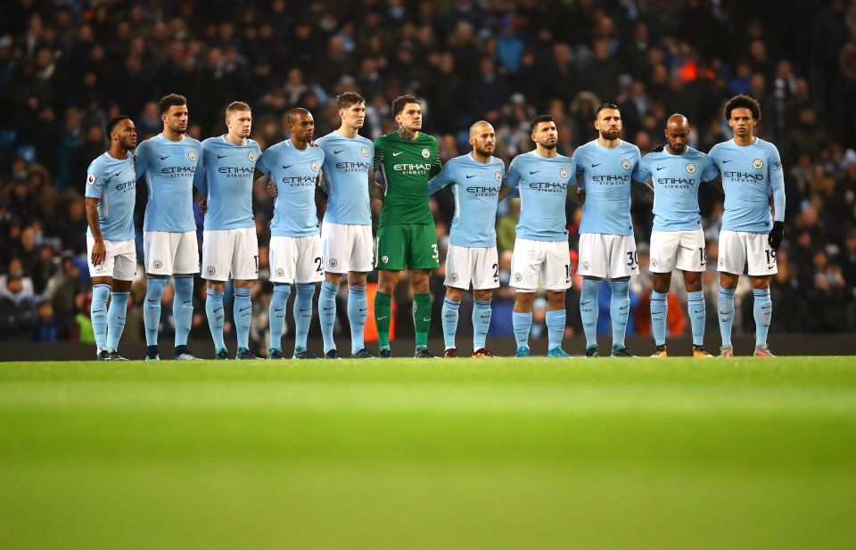 Manchester City world's most financially powerful football club