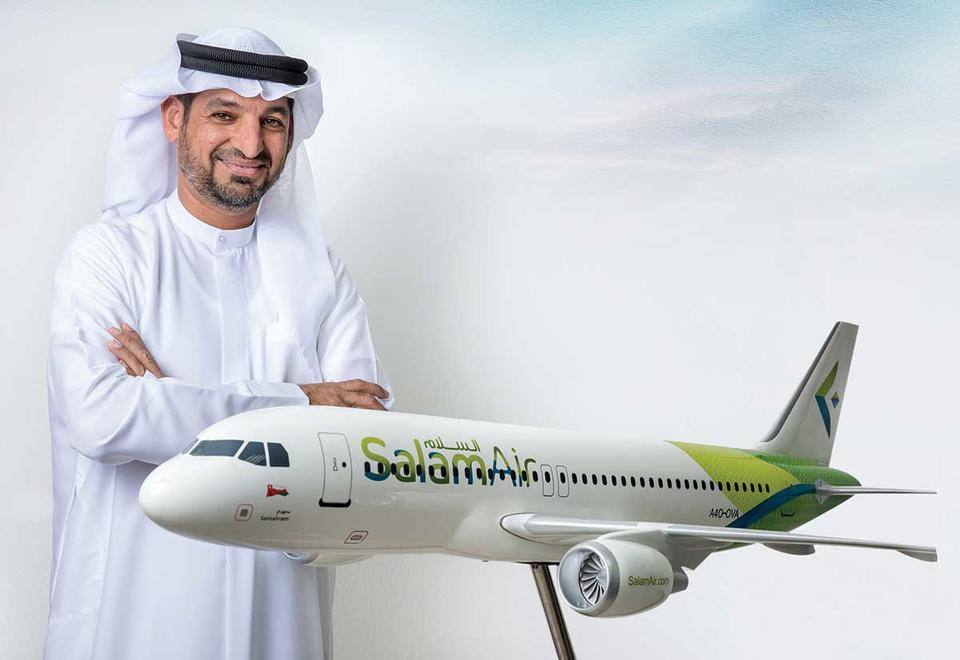 Highs and lows: SalamAir's CEO Mohamed Ahmed