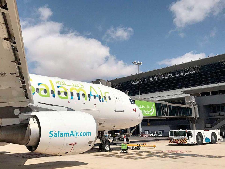 Salamair plans Abu Dhabi, Riyadh flights from Salalah