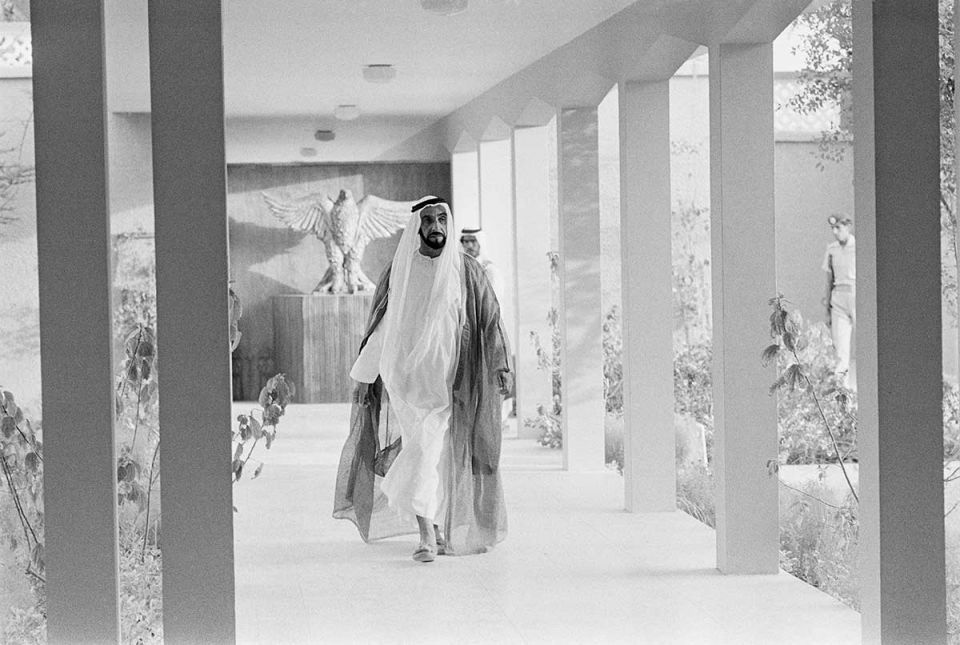 Opinion: The Year of Zayed embodies well-established values