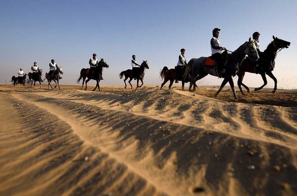 In pictures: Sheikh Mohammed bin Rashid Al Maktoum Endurance Cup